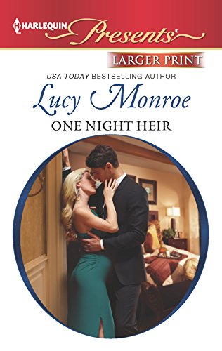 One Night Heir (0373239254) by Lucy Monroe