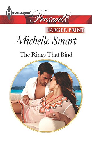 9780373239382: The Rings That Bind (Harlequin Presents (Larger Print))