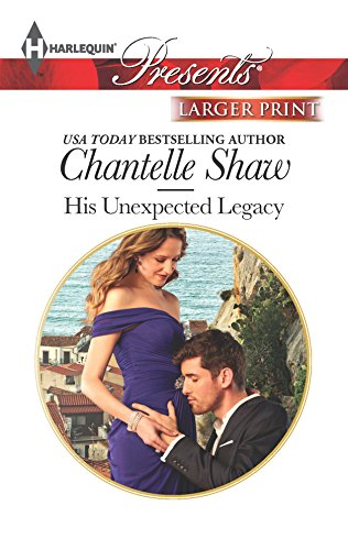 9780373239450: His Unexpected Legacy (Harlequin LP Presents\The Bond of Brothers)