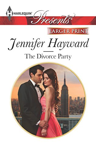 9780373239535: The Divorce Party (Harlequin LP Presents\The Delicious De C)