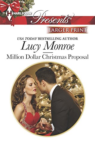 9780373239559: Million Dollar Christmas Proposal (Harlequin LP Presents)