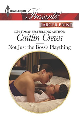 9780373239665: Not Just the Boss's Plaything (Harlequin LP Presents)