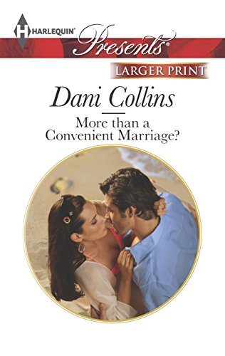 9780373239702: More than a Convenient Marriage? (Harlequin LP Presents)