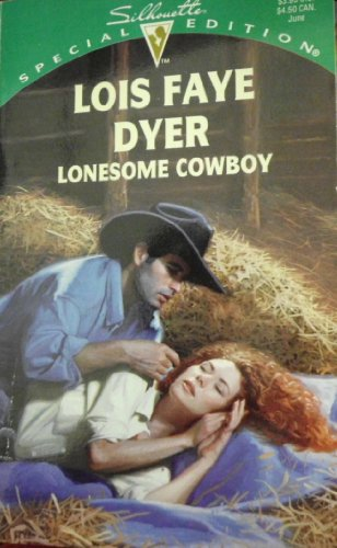 9780373240388: Lonesome Cowboy (Silhouette Special Edition)