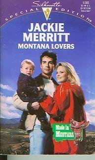 Montana Lovers (Silhouette, Special Edition, No. 1065)(Made: Jackie Merritt
