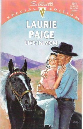 9780373240777: Live-In Mom (Silhouette Special Edition #1077)