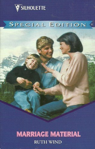9780373241088: Marriage Material (The Last Roundup) (Silhouette Special Edition)