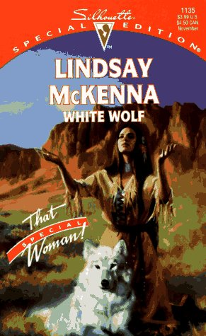 9780373241354: White Wolf (That Special Woman!/)
