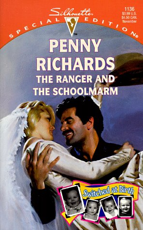 9780373241361: Ranger And The Schoolmarm (Switched At Birth)
