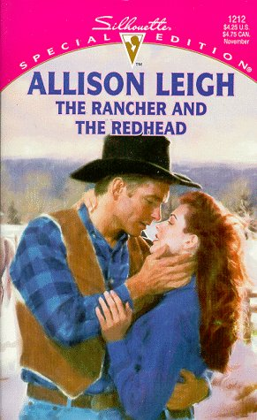 9780373242122: The Rancher and the Redhead (The Men of Double-C Ranch) (Silhouette Special Edition, No 1212)