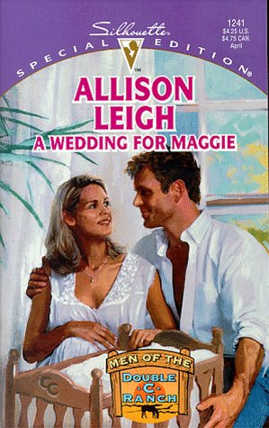 9780373242412: Wedding For Maggie (Men Of The Double-C Ranch) (Silhouette Special Edition)