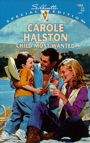 Child Most Wanted (Special Edition): Halston, Carole