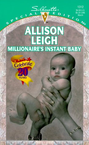 9780373243129: Millionaire'S Instant Baby (So Many Babies) (Special Edition, 1312)