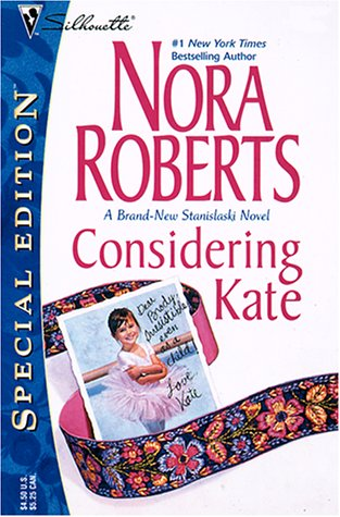 9780373243792: Considering Kate (The Stanislaskis) (Silhouette Special Edition No. 1379)