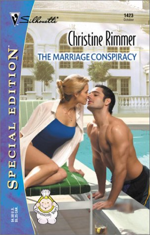 9780373244232: The Marriage Conspiracy (Conveniently Yours, Bravo Family) (Silhouette Special Edition, No 1423)