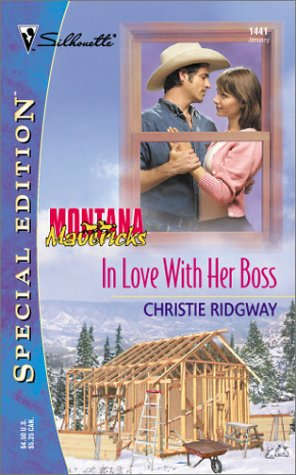 9780373244416: In Love With Her Boss (Montana Mavericks) (Silhouette Special Edition)
