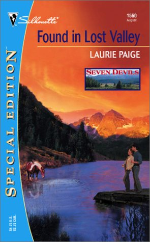Found In Lost Valley: Seven Devils (Silhouette: Laurie Paige