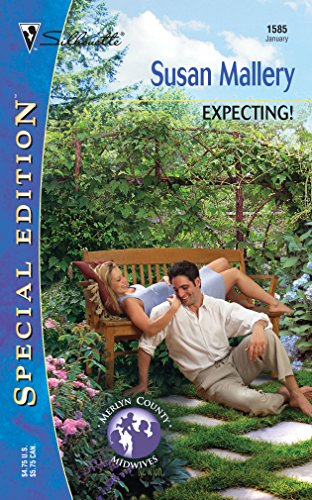 9780373245857: Expecting ! (Silhouette Special Edition / Merlyn County Midwives)