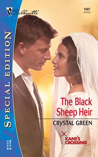 9780373245871: The Black Sheep Heir (Silhouette Special Edition No. 1587)