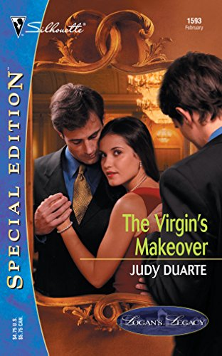 9780373245932: The Virgin's Makeover (Logan's Legacy) (Silhouette Special Edition No. 1593)