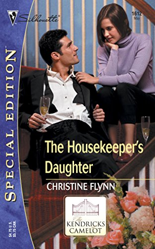 9780373246120: The Housekeeper's Daughter (Silhouette Special Edition No. 1612)