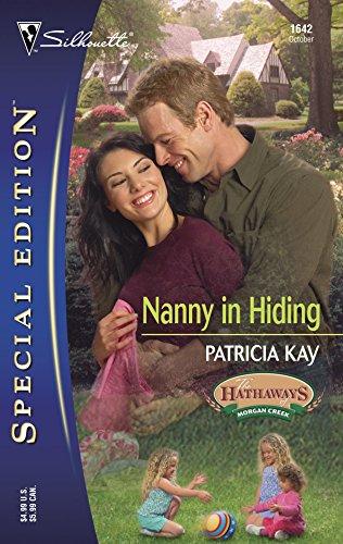 9780373246427: Nanny In Hiding (The Hathaways Of Morgan Creek)