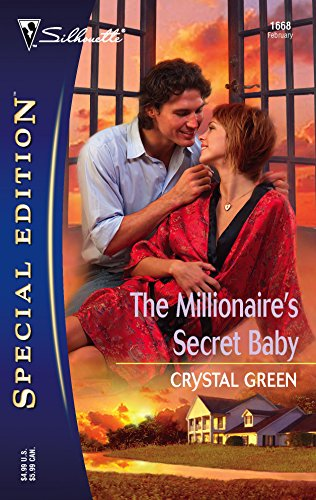 9780373246687: The Millionaire's Secret Baby (Silhouette Special Edition)