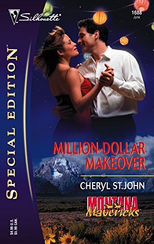 9780373246885: Million-Dollar Makeover: Montana Mavericks, Gold Rush Grooms (Silhouette Special Edition No. 1688)