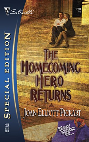9780373246946: The Homecoming Hero Returns (Silhouette Special Edition)