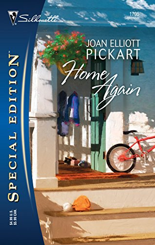 Home Again (Silhouette Special Edition, No. 1705) (0373247052) by Pickart, Joan Elliott