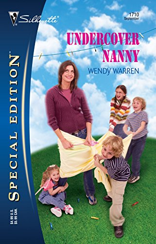 9780373247103: Undercover Nanny (Silhouette Special Edition)