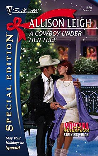 9780373248698: A Cowboy Under Her Tree (Montana Mavericks: Striking It Rich)