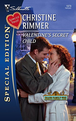 9780373248797: Valentine's Secret Child (Bravo Family Ties)