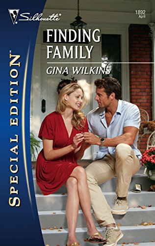 9780373248926: Finding Family (Silhouette Special Edition)