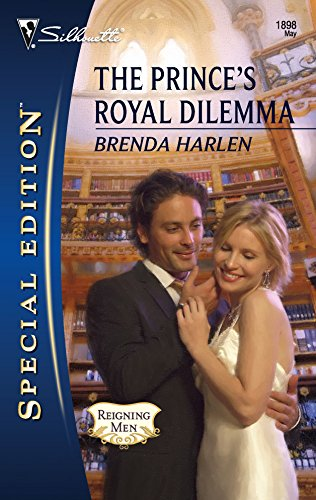 9780373248988: The Prince's Royal Dilemma (Silhouette Special Edition)