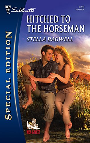 9780373249237: Hitched To The Horseman (Men Of The West)