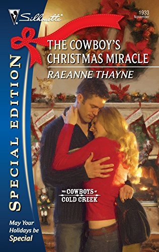 9780373249336: The Cowboy's Christmas Miracle (Harlequin Special Edition)
