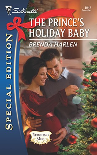 9780373249428: The Prince's Holiday Baby (Silhouette Special Edition: Reigning Men)