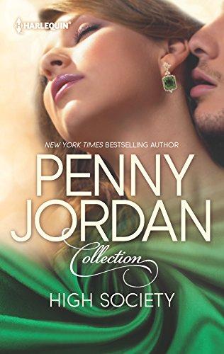High Society: Expecting the Playboy's Heir\Blackmailing the Society Bride: Jordan, Penny