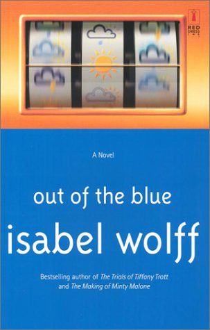 9780373250240: Out of the Blue (Red Dress Ink (Numbered Paperback))