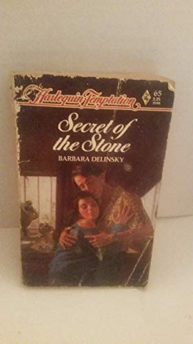 9780373251650: Secret of the Stone (harlequin Temptation, no 65)