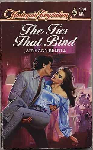 9780373252091: The Ties That Bind