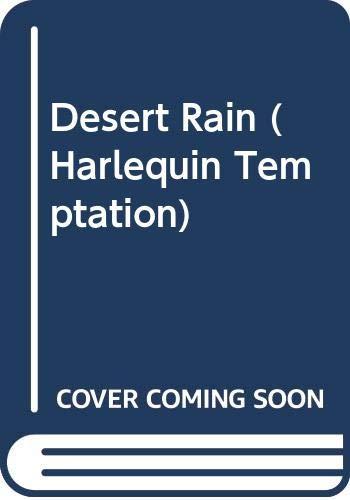 Desert Rain: Regan Forest