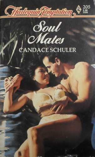 Soul Mates (Temptation) (0373253052) by Candace Schuler