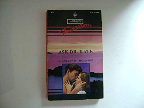 9780373255108: Ask Dr Kate