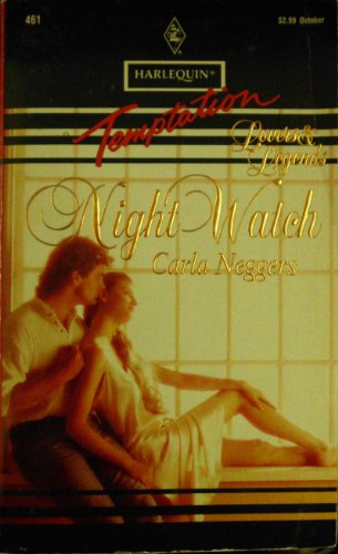 9780373255610: Night Watch (Lovers & Legends)