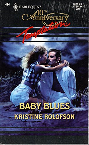 9780373255948: Baby Blues (Harlequin Temptation)