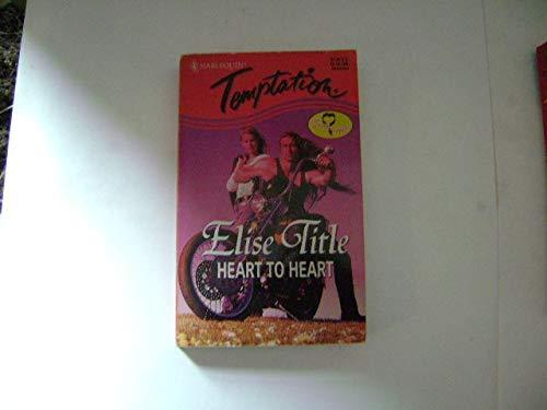 Heart to Heart: The Hart Girls: Title, Elsie