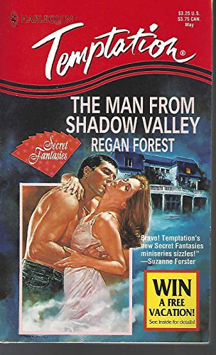 Man From Shadow Valley (Secret Fantasies): Forest, Regan