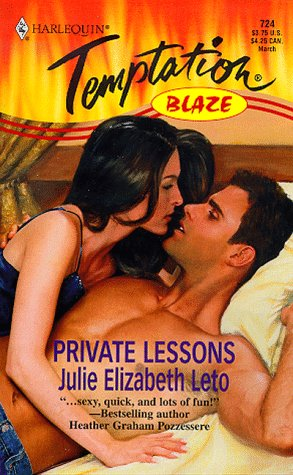 9780373258246: Private Lessons (Blaze)